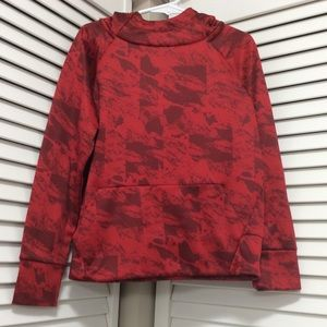 Other - Mia sport boys size 5 red design hoodie